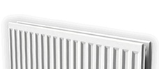 Round & Seam Top Radiators