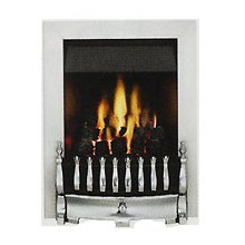 Valor Blenheim Slimline Chrome Gas Fire