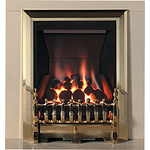 Be-Modern Challenger One Inset Black Gas Fire