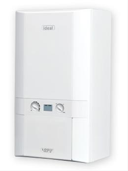 Ideal Logic 12kw Heat Only Boiler